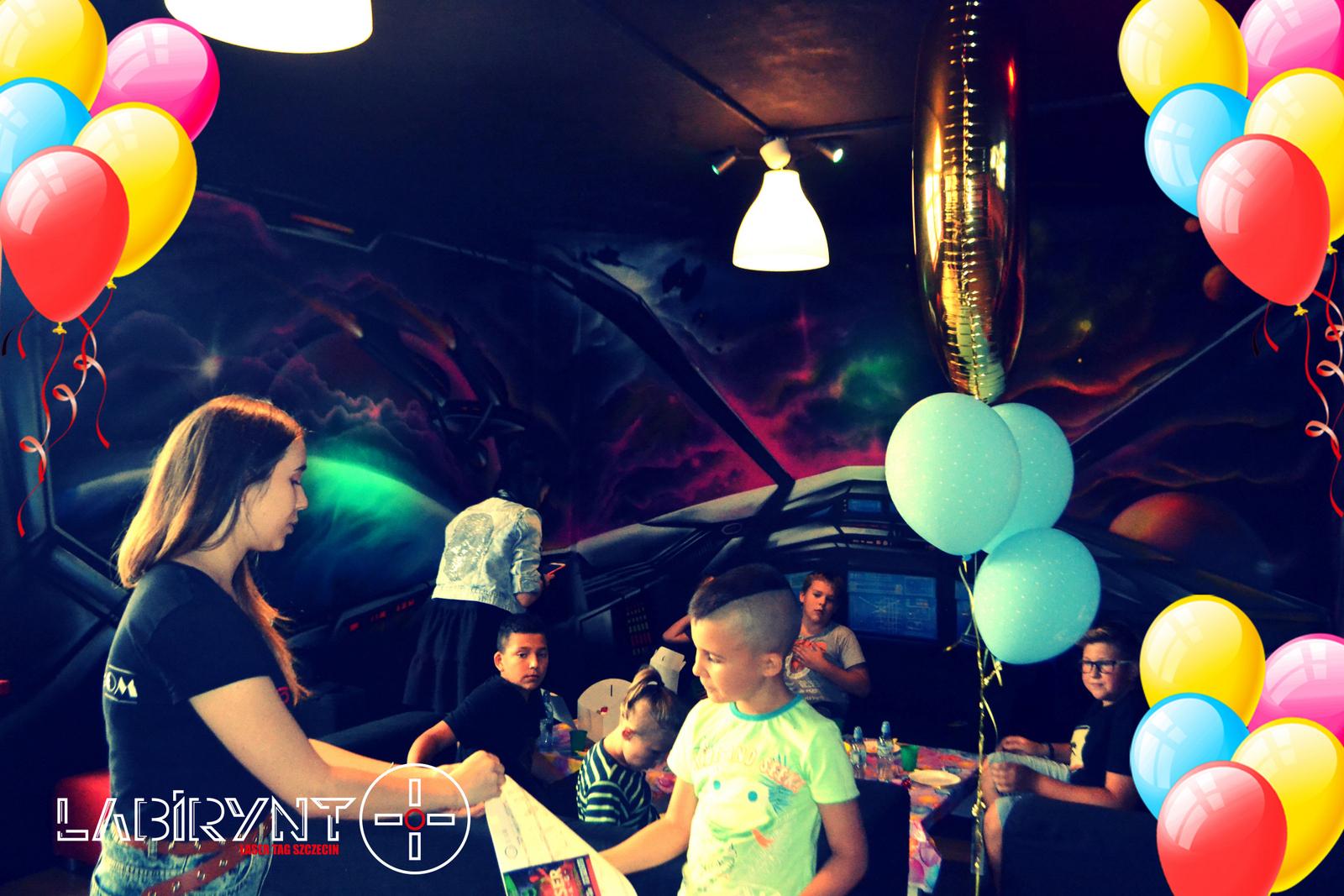 Impreza urodzinowa w Szczecinie
