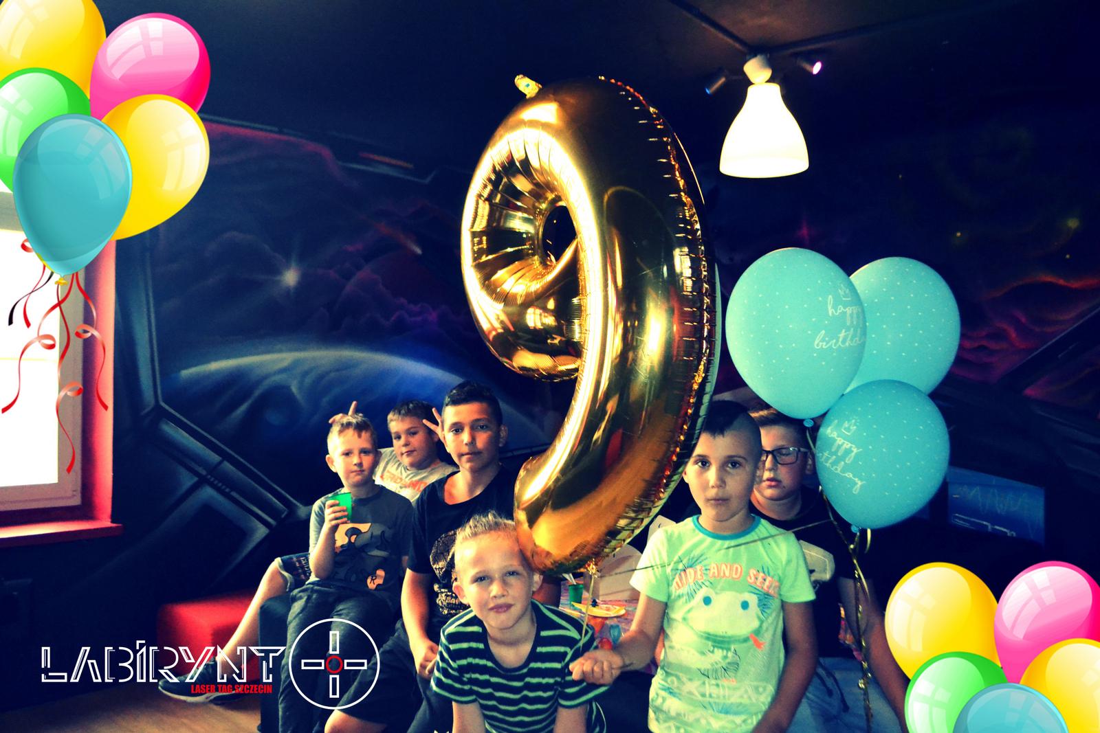 Przyjęcie urodzinowe w Szczecinie