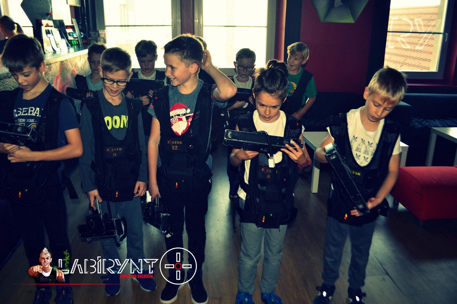 Rozrywka dla dzieci i młodzieży w Szczecinie