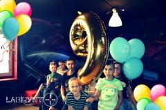 Urodziny dla dzieci w Labirynt Laser Tag Szczecin
