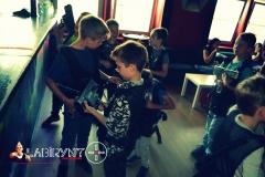 Laser Tag Szczecin - wyprawianie urodzin dla dzieci